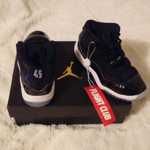 promo code 5ab55 43a3d Jordan 11 Space jams for kids size 10.5 BRAND NEW! NWT